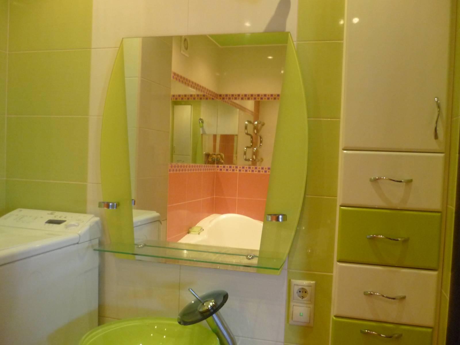 Из чего сделать шкаф в ванной своими руками 676